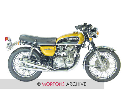 001 Honda CB500 