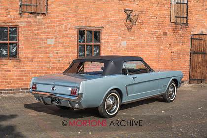 CA Ford Mustang 1964 D80 0428 