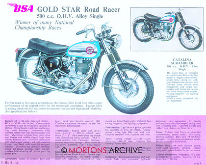 BSA102d 