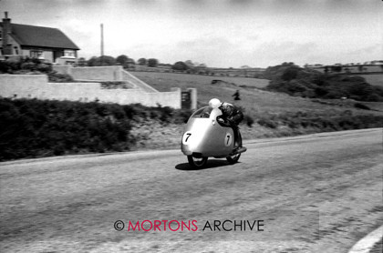 100 - Nick Nicholls Archive - Carlo Ubrali MV 125cc TT 