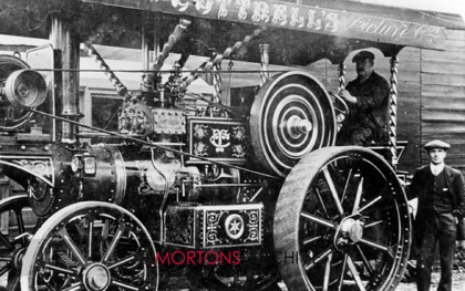 Mike Dyson Garrett 01 31215 East Lynne 