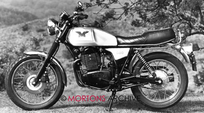 008 News Matchless G80 