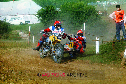 1974 British Sidecar MX GP 05 