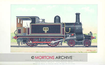 SUPP - NLR 4-4-0 No88 Black 