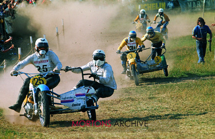 1974 British Sidecar MX GP 04 