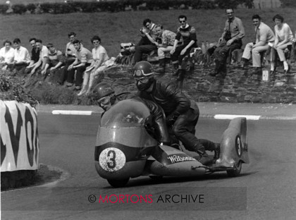 1962 TT CV and EB 