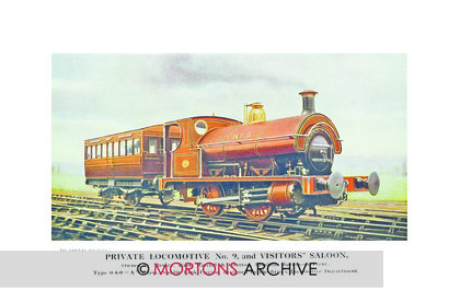 SUP - 1926 Feb Private 0-4-0 Loco 9 A Class Saddle Tank 