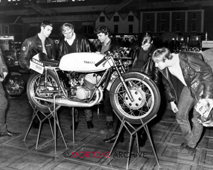 006 Archive Yamaha TD1B 01 