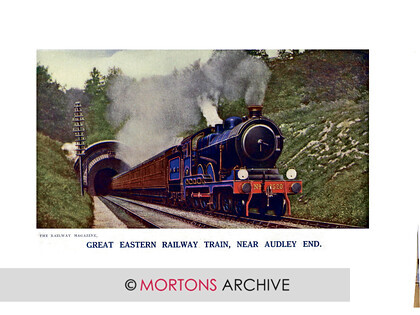 SUPP - GER 4-6-0 No1520 Blue 