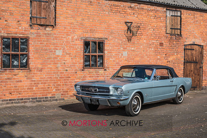 CA Ford Mustang 1964 D80 0353 