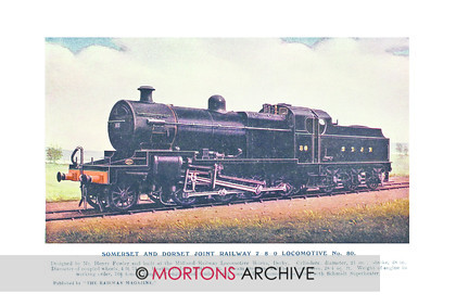 SUPP - SDJR 2-8-0 No80 Black 